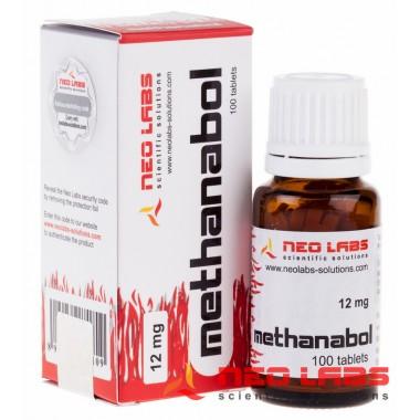 Methanabol Метанабол 12 мг, 100 таблеток, Neo Labs в Астане