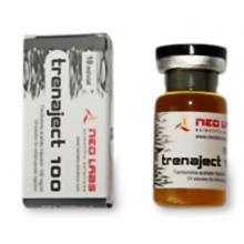 Trenaject 100 Trenbolone Acetate 100 мг/мл, 10 мл, Neo Labs