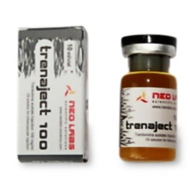 Trenaject 100 Trenbolone Acetate 100 мг/мл, 10 мл, Neo Labs в Астане