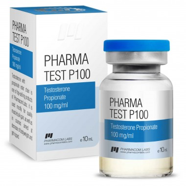 PHARMATEST P 100 мг/мл, 10 мл, Pharmacom LABS в Астане