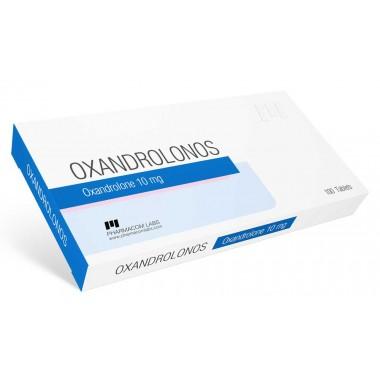 OXANDROLONOS 10 мг, 100 таблеток, Pharmacom Labs в Астане