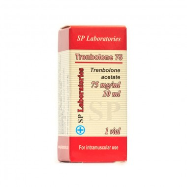 Thenbolone Acetate Тренболон Ацетат 75 мг/мл, 10 мл, SP Laboratories в Астане