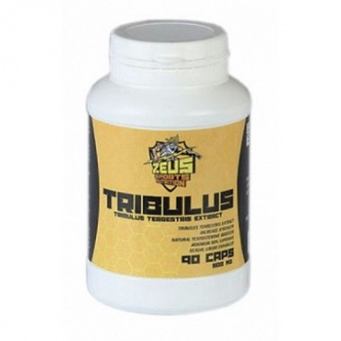 Tribulus Трибулус 90% сапонинов 500 мг, 90 капсул, Zeus Nutrition в Астане