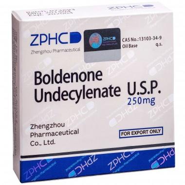 Boldenone Undecylenate Болденон Ундесиленат 250 мг/мл, 10 ампул, ZPHC в Астане