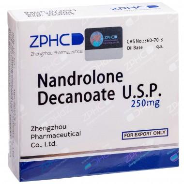 Nandrolone Decanoate Нандролон Деканоат 250 мг, 10 ампул, ZPHC в Астане