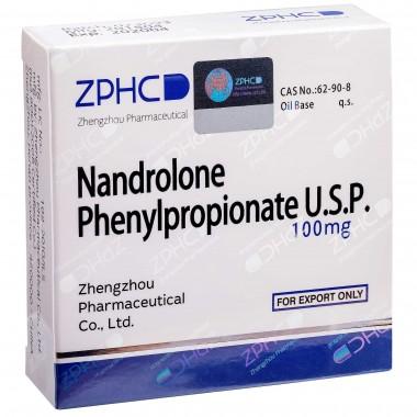 Nandrolone Phenylpropionate Нандролон Ф 100 мг/мл, 10 ампул, ZPHC в Астане