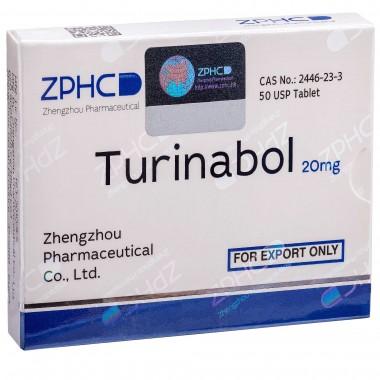 Turinabol Туринабол 20 мг, 50 таблеток, ZPHC в Астане